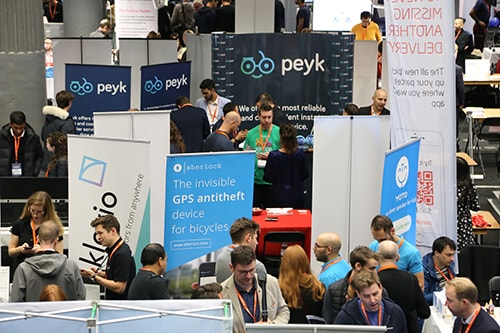 We are exhibiting at TechDay London 2018