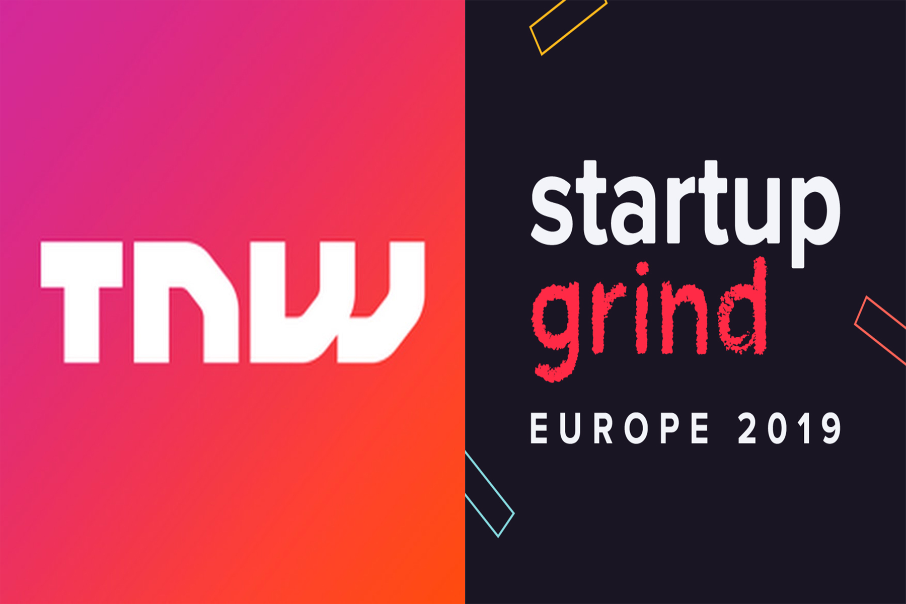 Exhibiting at TNW and Startup Grind UK